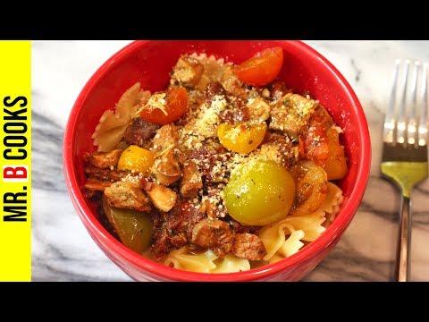 Crockpot Chicken Recipes: Pesto Chicken | Slow Cooker Recipes