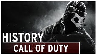 History of - Call of Duty (2003-2016)