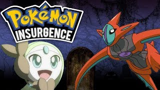 ROZWIĄZANA ZAGADKA MALOETTY! SKĄD TEN DEOXYS?! - Let's Play Pokemon Insurgence #77