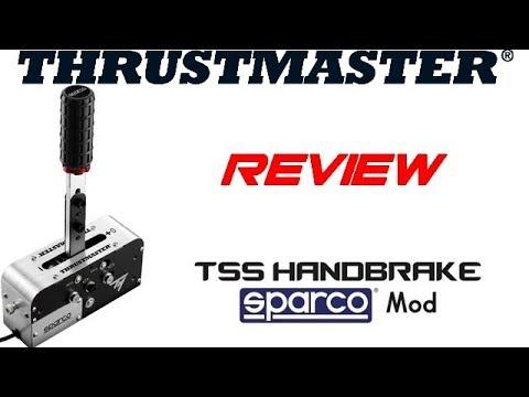 Thrustmaster TSS Handbrake Sparco Mod | Page 2