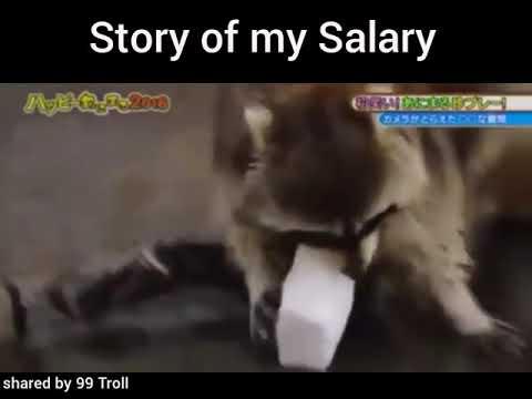 Story Of my Salary 😂