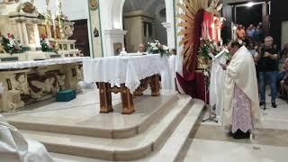 Professione di fede  e giuramento di Don Franco Di Liddo