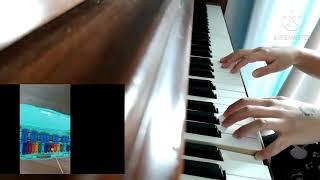 좀비고 학교생활 이유리 테마곡 피아노 실로폰 연주