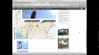 WordPress WP Property Plugin - Add or Edit Listing