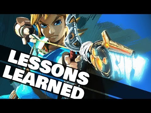 Lessons Learned from Legend of Zelda: Breath of the Wild