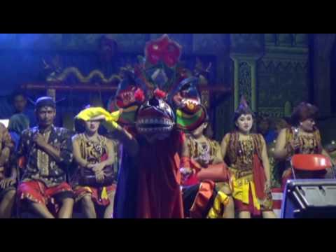 Tari Singo Barong - Turonggo Edhy Saputro