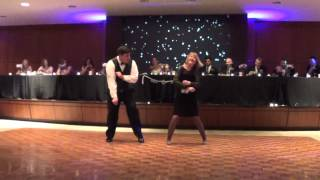 Mother Son Wedding Dance Surprise at 1:20