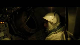 First man ship spinning scene ( i almost pass out )