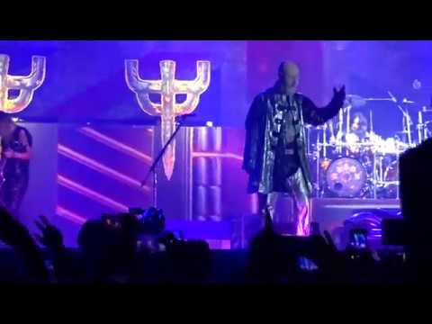 "JUDAS PRIEST  ""BREAKING THE LAW"" EN QUITO-ECUADOR ""2018"""
