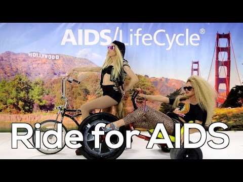 Ride for AIDS