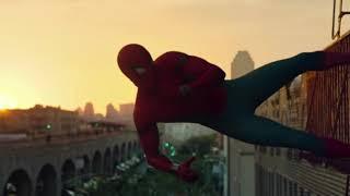 Spider-Man:Homecoming(2017) Friendly-neighborhood scene HD