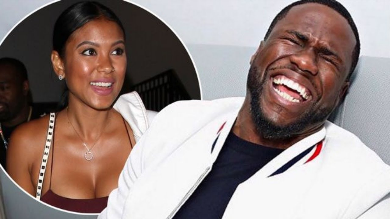 Kevin Hart Eniko Parrish Ring