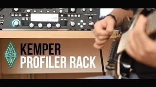 Kemper Profiling Rack - Hector Metal