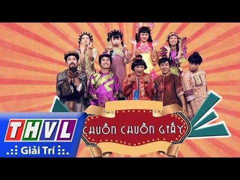 THVL | Cười xuyên Việt - Tiếu lâm hội | Tập 2: Liên hoàn kế - Nhóm Chuồn chuồn giấy