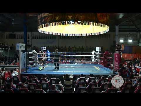 Suwan Kaewphitak (Thailand) February 19, 2018 Patong Boxing Stadium