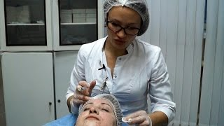 Биоревитализация в центре эстетической медицины Медэста