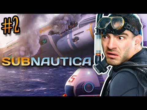 Subnautica Ep. 2 Uncut - I'm Really Salty