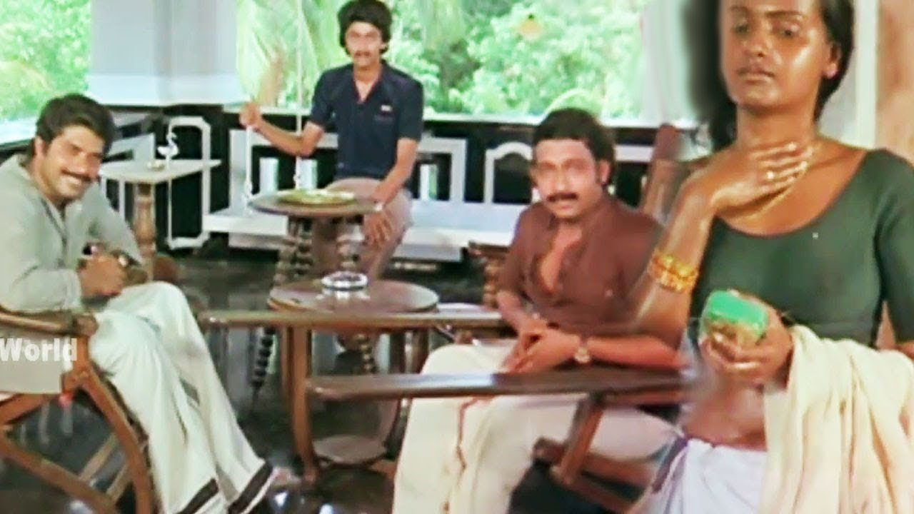 Arappatta Kettiya Gramathil Malayalam Movie Full | Old Malayalam Full Movie  | Mammootty Old Movies - YouTube