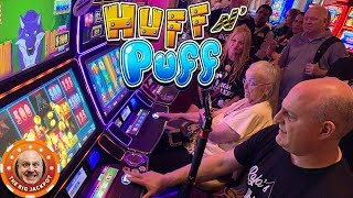 $3,000 Huff N' Puff! 🐷120 Spins to Win BIG!