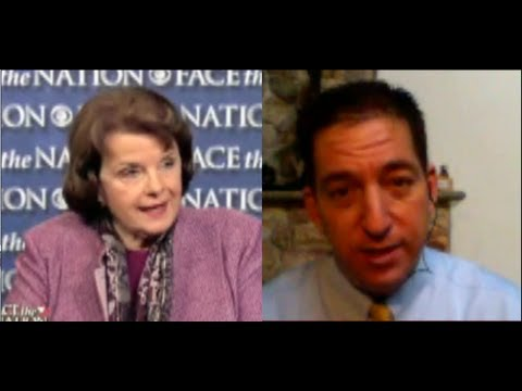 "Glenn Greenwald: ""Dianne Feinstein is Outright Lying"" about NSA Surveillance Abuses"