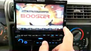 Vídeo DVD booster
