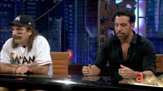 Carlos Otero entrevista a Felipe Viel en TN3 - América TeVé