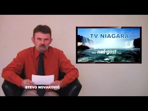 BRANKO DRAGAŠ  u programu TV NIAGARA !