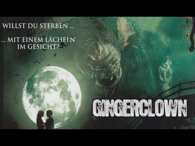 Gingerclown (Horrorfilme auf Deutsch anschauen, Horrorfilm Clown Deutsch, Filme auf Deutsch) *HD*