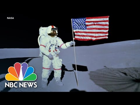 China's Moon Landing, Iron Mom, And Antarctic Trek | NBC News For Universal Kids
