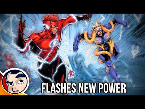 "Titans ""Flash's New Power? Lazarus Contract Aftermath"" - Rebirth Complete Story"