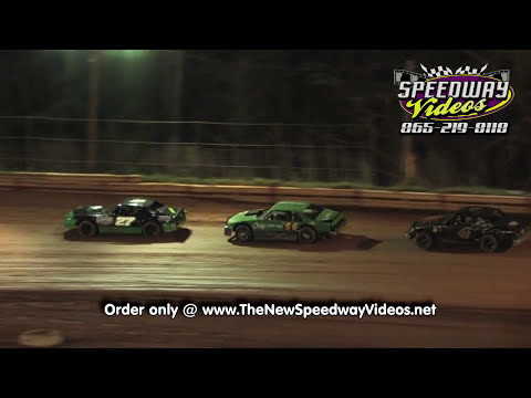 Tri County Racetrack Street Stock 4-12-13