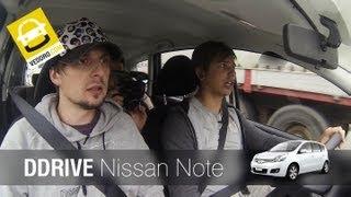 видео Все модификации Nissan Note I рестайлинг