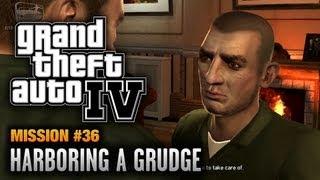 GTA 4 - Mission #36 - Harboring a Grudge (1080p)