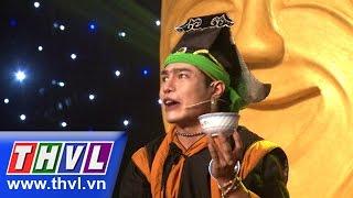 THVL | Cười xuyên Việt - Vòng bán kết: Lên núi giải hạn - Lê Dương Bảo Lâm, Lê Bửu Đa