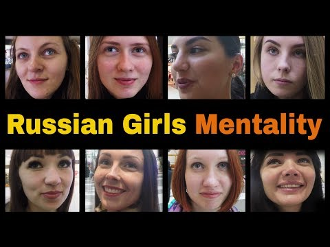 Russian Women talk about Men, Dating, Marriage, Family, Values, Money