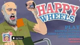 """HAPPY WHEELS: Episodio 400 """"COMO LO ECHABA DE MENOS!!"""""""
