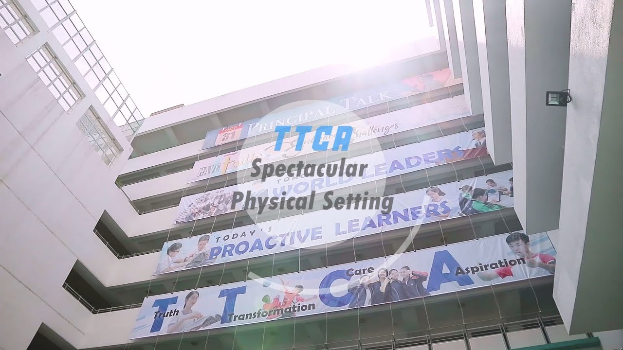 TTCA Spectacular Physical Setting
