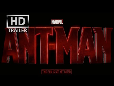 Ant-Man | official teaser trailer US (2015) Paul Rudd Evangeline Lilly Hayley Atwell