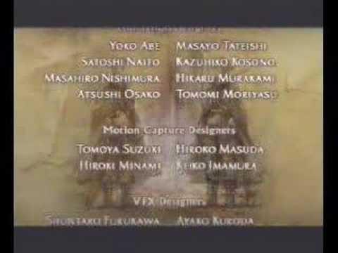 Final Fantasy XII Ending Credits