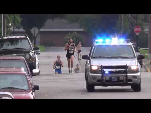Fort Recovery St. Clair 5k 2017