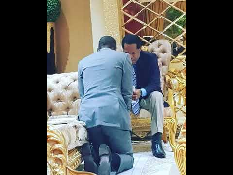 Tongues by God's Generals - Divine Foundation - Prophet Uebert Angel and Pastor Chris Oyakhilome