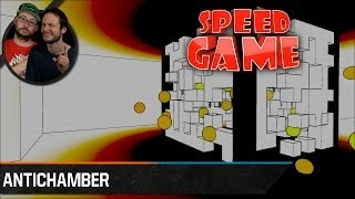 Speed Game - Antichamber - Fini en 7 minutes