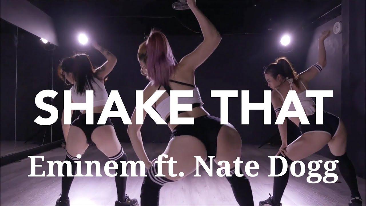 Shake That || Eminem ft. Nate Dogg || WanGong Lin Twerk Choreography || 台灣舞者碗公