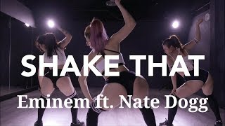 Shake That || Eminem ft. Nate Dogg || WanGong Lin Twerk Choreography || 台灣舞者碗公