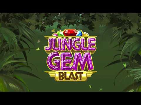 jungle gem blast: match 3 jewel crush puzzles hack