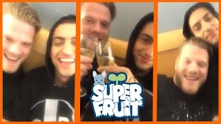 Superfruit Periscope 10/18/16 #BAD4US