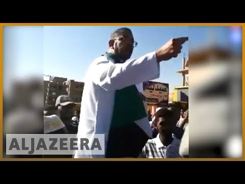 🇸🇩 Sudan: 'Shadow army' in deadly crackdown on protests | Al Jazeera English