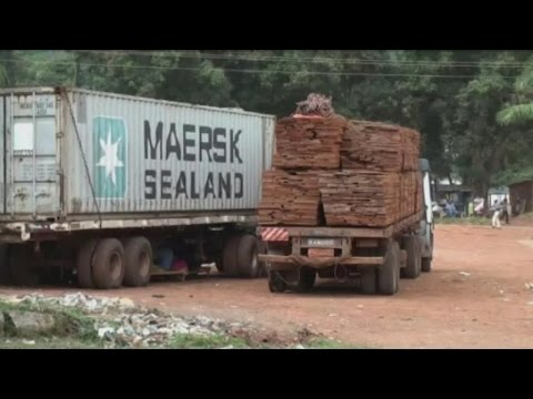 Centrafrique, Reprise du corridor Douala-Bangui.