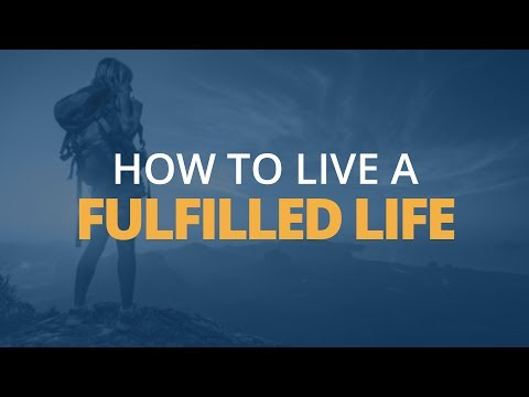7 Steps to Living a Fulfilled Life | Brian Tracy