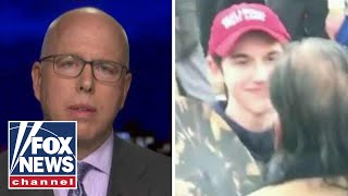 MAGA teen's lawyer speaks out on $275M CNN lawsuit